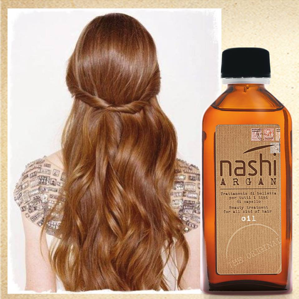 Nashi argan olie