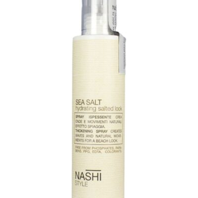 Nashi argan sea salt