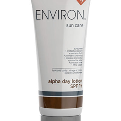 alpha hudroxy lotion spf15