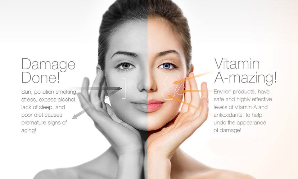 A – Vitamin kan ændre din hud