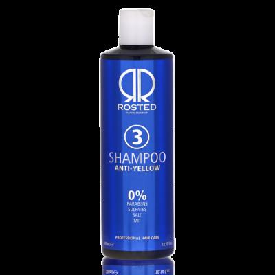 Antiyellow shampoo