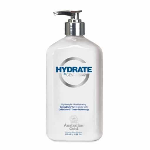 Hydrated by G Gentlemen