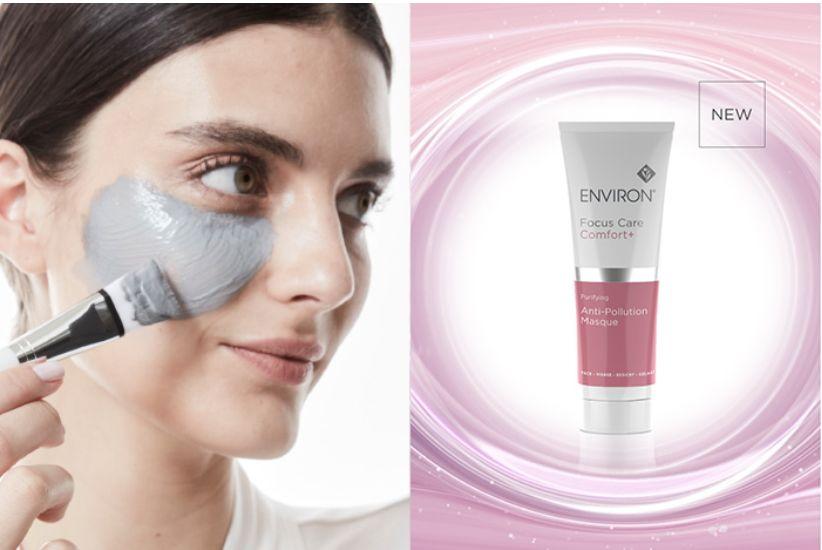 Anti-Pollution maske