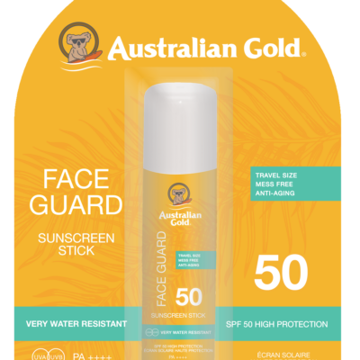 face guard blister spf 50