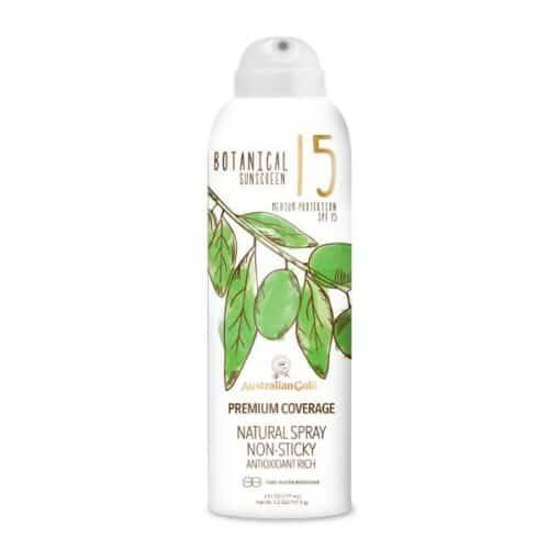 botanical faktor 15 spray