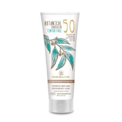 botanical tinted face spf 50