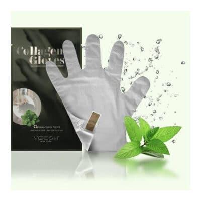 collagen gloves mynte